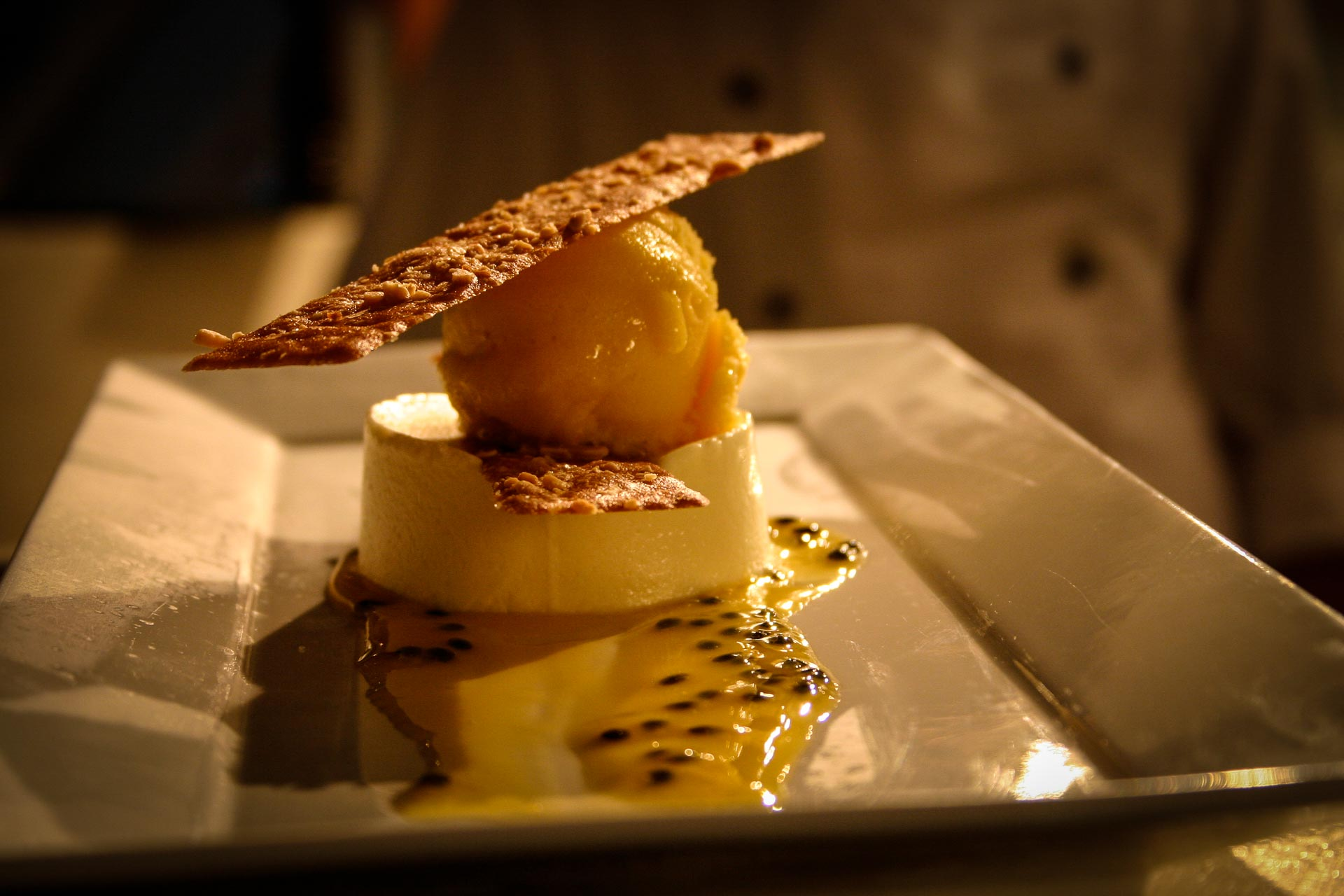 Kokken og tyren - Gourmet restaurant i Ringsted